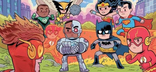 Superhero Bits: 'Teen Titans Go vs Teen Titans' Trailer, Kevin Feige Won't Confirm 'Black Widow' Production & More