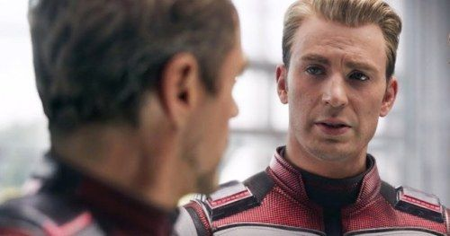 Avengers: Endgame TV Spot Celebrates Captain America's