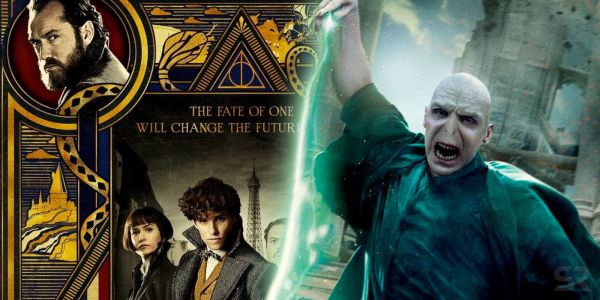 Fantastic Beasts 2 Poster Further Teases Voldemort Horcrux Connection
