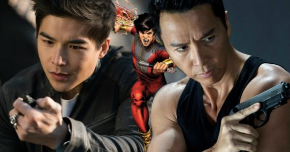 Marvel's Shang-Chi Targets Donnie Yen & Aquaman Star Ludi Lin
