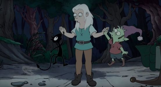 'Disenchantment' Gets a Two-Season Renewal, With More Episodes Coming to Netflix in 2020, 2021