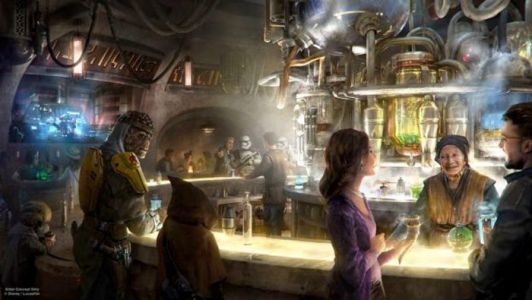 Marvel Announces 'Star Wars: Galaxy's Edge' Comic Miniseries Set on Batuu