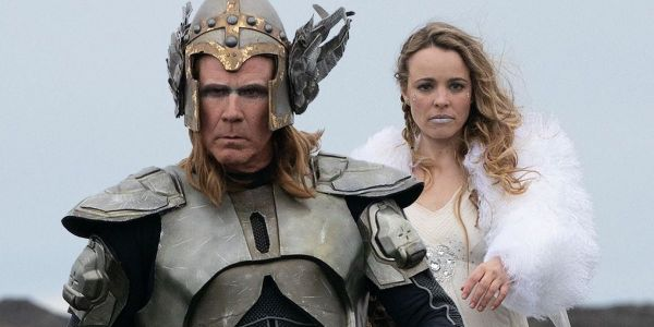 Watch Eurovision's Will Ferrell And Rachel McAdams Play Hysterical Fantasy Rock Band Game