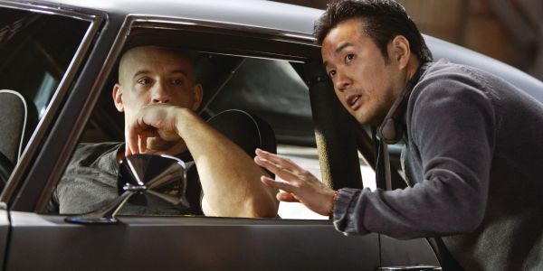 Vin Diesel Hypes Fast 9 with Director & Writers