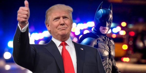 Trump Video Removed Due To Dark Knight Rises Copyright Claim