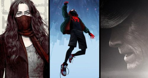Spider-Man, Mortal Engines & Clint Eastwood Are Ready to