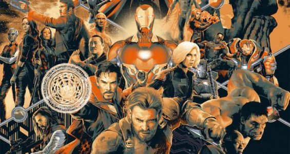 Cool Stuff: 'Avengers: Infinity War' and 'Drive' Get Some Stunning Mondo Posters
