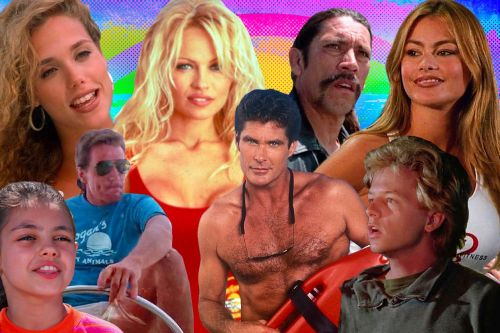 12 Stars You Didn't Know Were on 'Baywatch,' from Mila Kunis to Bryan Cranston
