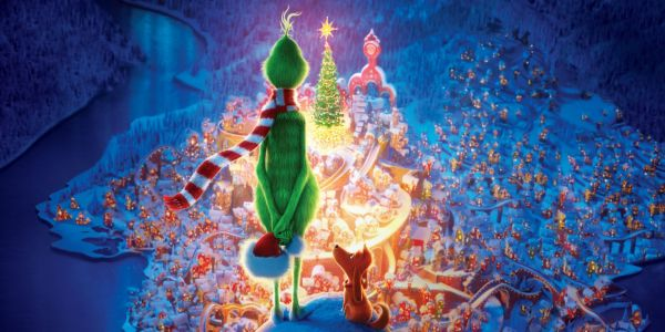 'Dr. Seuss' The Grinch' Review: Pointy-Headed and Pointless