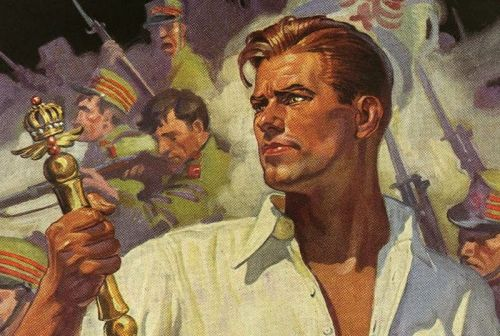 Sony Pictures Television Developing Doc Savage Series