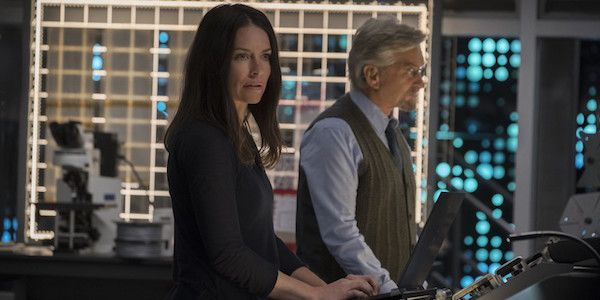 Ant-Man And The Wasp's Evangeline Lilly Shares Glimpse Of Deleted Scene
