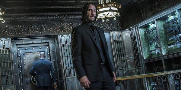John Wick: Chapter 4 Is Already Happening