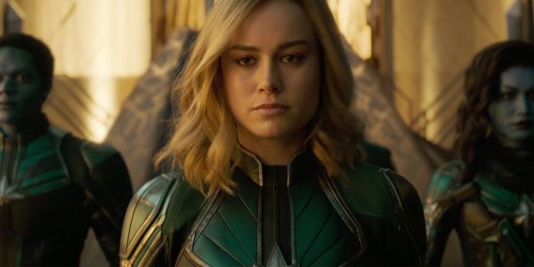 Brie Larson Interview: Captain Marvel Set Visit