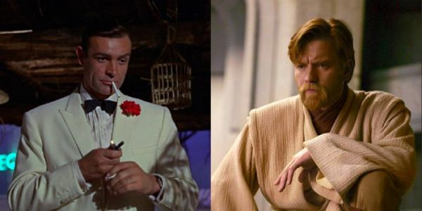 The Curious Connections Between 'Star Wars' and the James Bond Series