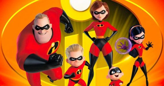 Incredibles 2 Crushes the Box Office with Biggest Animated Movie Opening Ever