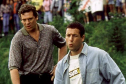 Adam Sandler Renews the 'Happy Gilmore' Rivalry with 25th Anniversary Video