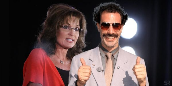 Sacha Baron Cohen Tricked Sarah Palin Into Who is America Interview