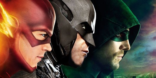 Stephen Amell Won't Rule Out Batman Appearing in Arrow One Day