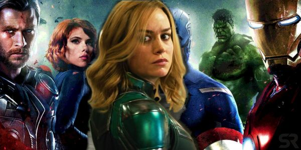 Captain Marvel Made The Avengers Possible