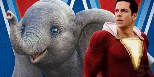 Shazam Director Posts Hilarious Shazam/Dumbo Mashup Trailer