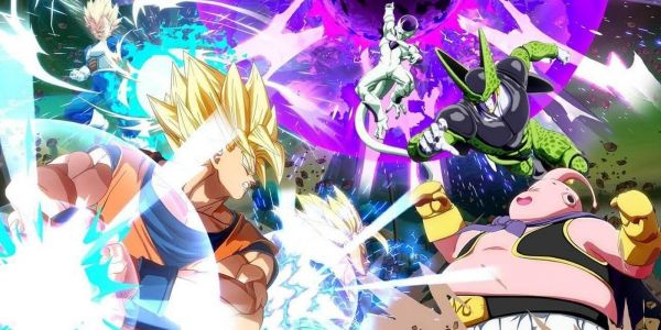Dragon Ball FighterZ Will Hit Nintendo Switch In September