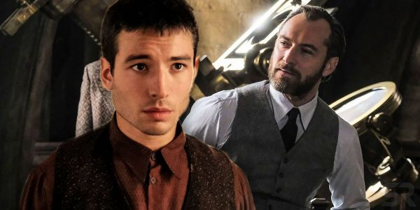 Fantastic Beasts Theory: Credence Is Albus Dumbledore's Son