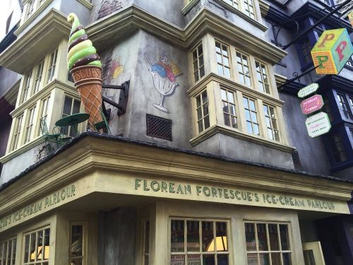 Harry Potter: 10 Facts About Diagon Alley The Movies Leave Out
