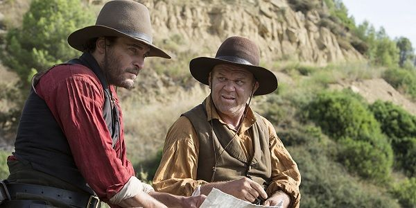 Jake Gyllenhaal, Joaquin Phoenix And John C. Reilly Look Impossibly Cool In The Sisters Brothers Trailer