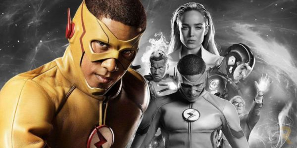 Wally West In Flash Season 6: Where Has He Been Since Season 4?