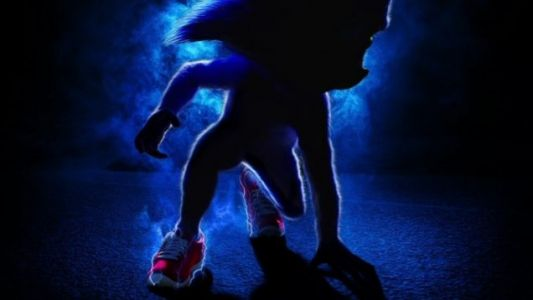 First SONIC THE HEDGEHOG Poster Will Make You Scream OH DEAR GOD WHY DOES SONIC LOOK LIKE THAT