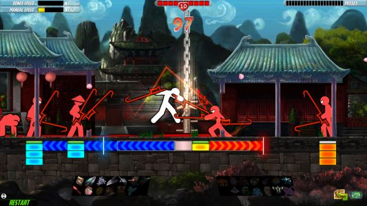 One Finger Death Punch 2 Review: An Excellent Brawler That Sticks