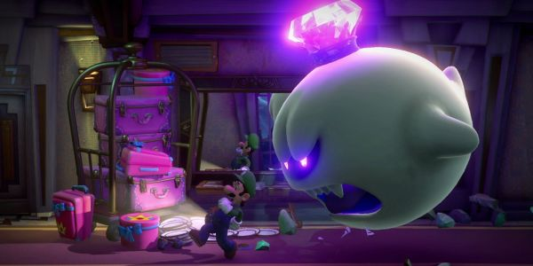 Luigi's Mansion 3 Will Have Better Bosses and More Puzzles