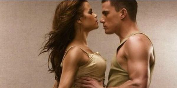 Watch Channing Tatum And Jenna Dewan Adorably Flirt In Their Step Up Audition Video