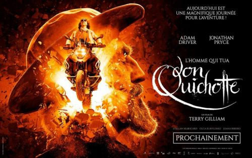 International Trailer for Terry Gilliam's The Man Who Killed Don Quixote