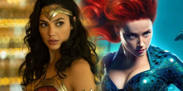 Amber Heard Wants Mera & Wonder Woman To Team Up In Spinoff