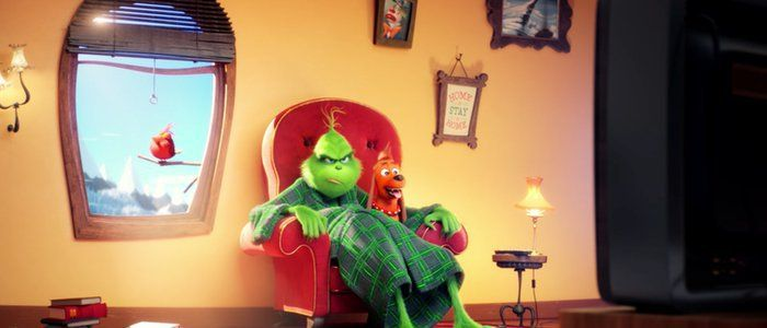 'The Grinch' First Look Arrives Courtesy of the Olympics
