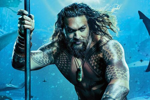 Comic-Con: Hold Your Breath. the Aquaman Trailer is Here!