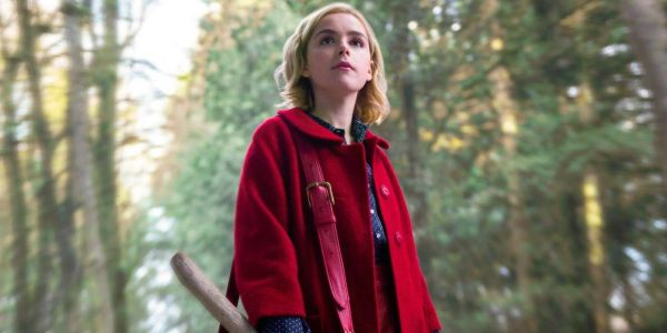 The Chilling Adventures of Sabrina: New York Comic Con 2018 Interview