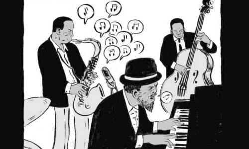 The Lives of John Coltrane & Billie Holiday Are Now Told in Two Graphic Novels