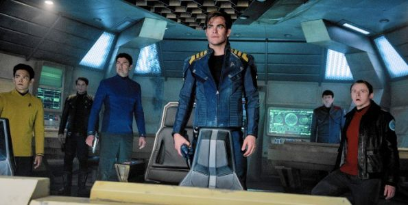 Tarantino's 'Star Trek' Movie Would Feature the Reboot Cast, 'Star Trek: Discovery' Coming to Comic-Con