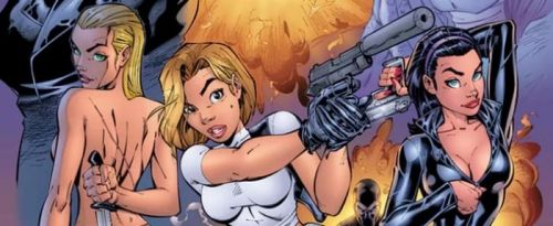 'Danger Girl' Movie in the Works from 'Kick-Ass 2' Director Jeff Wadlow