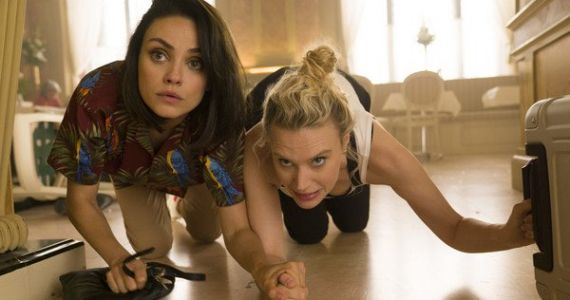 Spy Who Dumped Me Trailer Has Mila Kunis & Kate McKinnon on the Run