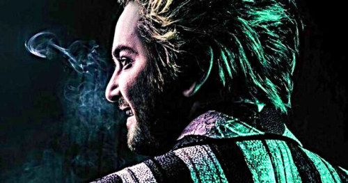 First Look at New Beetlejuice as He Makes His Big Stage