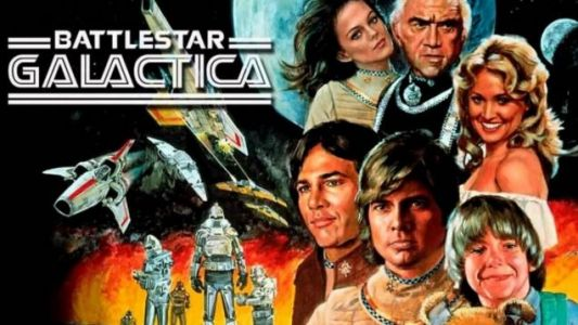 They're Rebooting BATTLESTAR GALACTICA Again