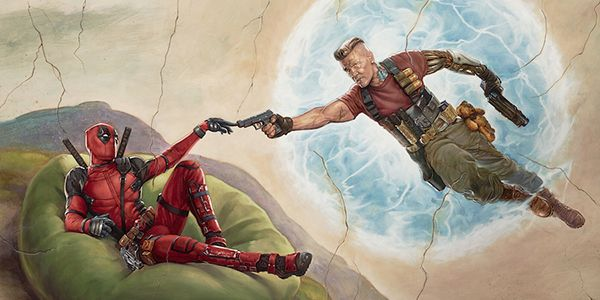 Ryan Reynolds And Josh Brolin's NSFW Insults Might Be Better Than Deadpool And Cable's