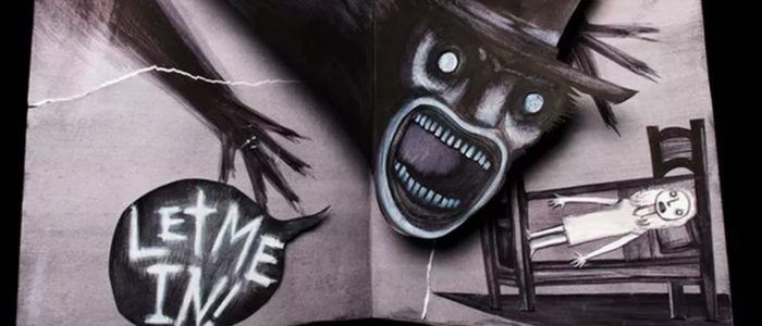 'The Babadook' Pop-Up Book is on Sale Again to Terrorize Anyone Who Dares to Read It