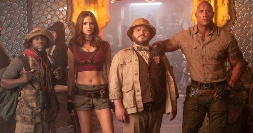 First Official Jumanji 3 Photo Reunites the Gang for More