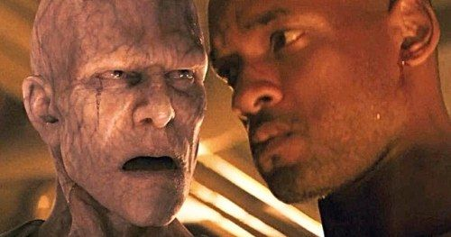 Early I Am Legend Makeup Tests Reveal Ridley Scott's