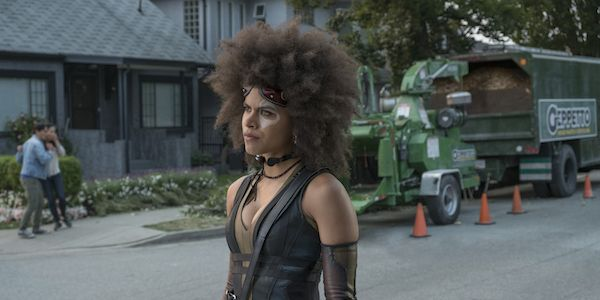 Deadpool 2's Zazie Beetz Is Seriously Psyched About Working With Joaquin Phoenix On Joker Movie