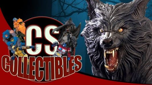 CS HALLOWEEN Collectibles: The Howling, Jack Skellington & More!